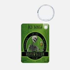 Beer_label_Skeleton Keychains