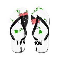 musubi Flip Flops
