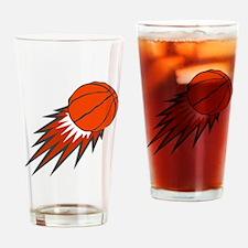 32211171_ORANGEGRAY Drinking Glass