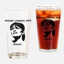 lead_palin Drinking Glass