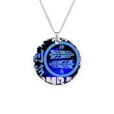 Shinken Gata Back Necklace