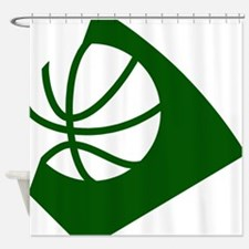 j0196506_GREEN Shower Curtain