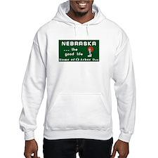 Welcome to Nebraska - USA Hoodie