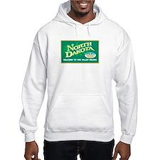 Welcome to North Dakota - USA Hoodie