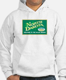 Welcome to North Dakota - USA Hoodie
