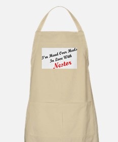 In Love with Nestor BBQ Apron