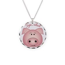spoiled_pig Necklace