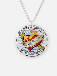 Suicide-Prevention-Classic-H Necklace
