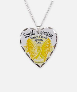 Suicide-Prevention-Butterfly- Necklace