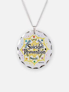 Suicide-Prevention-Lotus Necklace