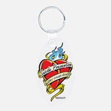 Suicide-Prevention-Tattoo-H Keychains