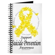 Suicide-Prevention-Ribbon-Of-Butterflies Journal