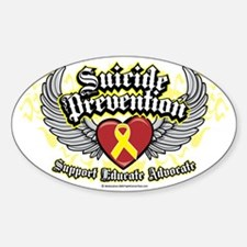 Suicide-Prevention-Wings Decal