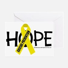 Suicide-Prevention-Hope Greeting Card