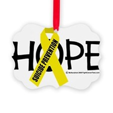 Suicide-Prevention-Hope Ornament