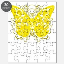 Suicide-Prevention-Butterfly-blk Puzzle
