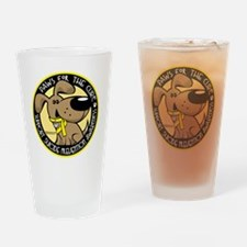 Paws-for-the-Cure-Suicide-Preventio Drinking Glass