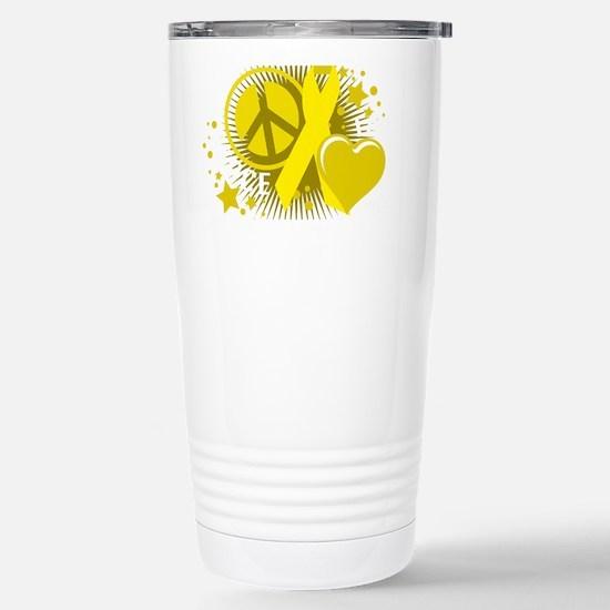 Suicide-PLP-blk Stainless Steel Travel Mug
