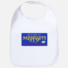Welcome to Mississippi - USA Bib