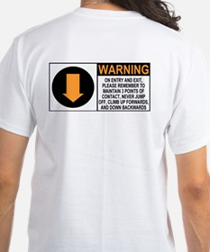 3 Points Of Contact<BR> Shirt