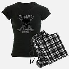 2-afghann Pajamas