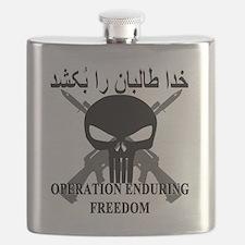 2-afghann Flask