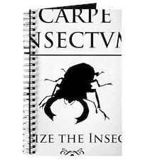 Carpe Insectum D black 3 Journal
