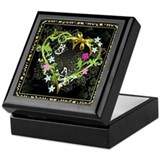 Floral Keepsake Boxes