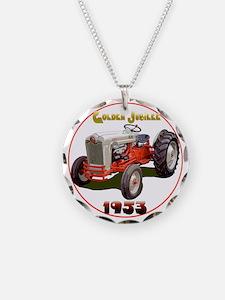 FordGoldJub-C3trans Necklace