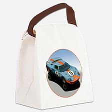 GT-40_1075-C3 Canvas Lunch Bag