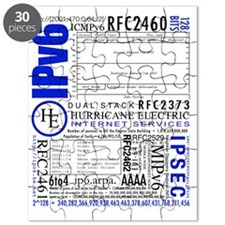 Hurricane Electric Its all about IPv6 Puzzle
