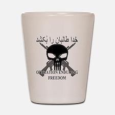 3-afghann Shot Glass