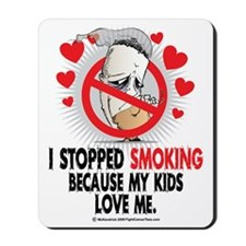 Stopped-Smoking-Kids Mousepad