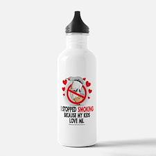 Stopped-Smoking-Kids Water Bottle