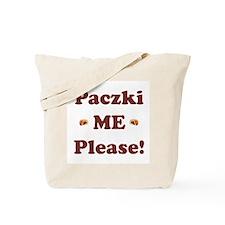 Paczki Me Please Tote Bag