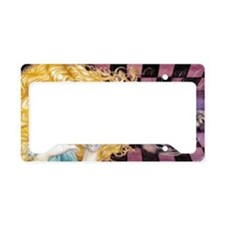 Alice  Cheshire License Plate Holder