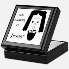 AnswerJesus Keepsake Box