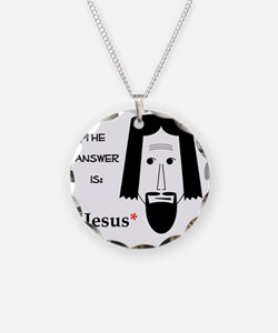 AnswerJesus Necklace