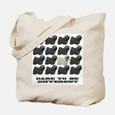 Puli : Dare to be Different Tote Bag