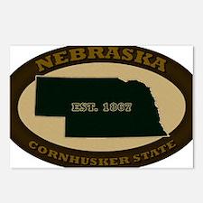 Nebraska Est 1867 Postcards (Package of 8)