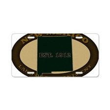 New Mexico Est 1912 Aluminum License Plate