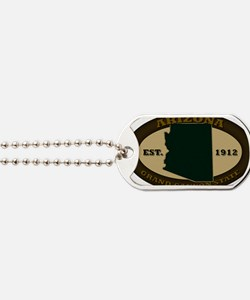 Arizona Est 1912 Dog Tags