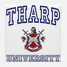 THARP University Tile Coaster