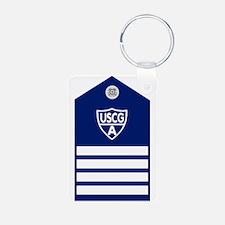 USCGAux-Rank-VCO-Board Keychains