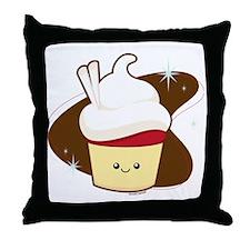 Redvelvet Throw Pillow