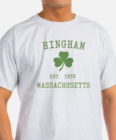 hingham-masschusetts-irish T-Shirt
