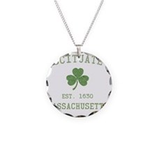 scituate-massachusetts-irish Necklace