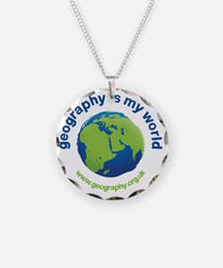 GeographyIsMyWorld Necklace
