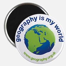 GeographyIsMyWorld Magnet