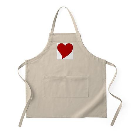 HEARTS BBQ Apron